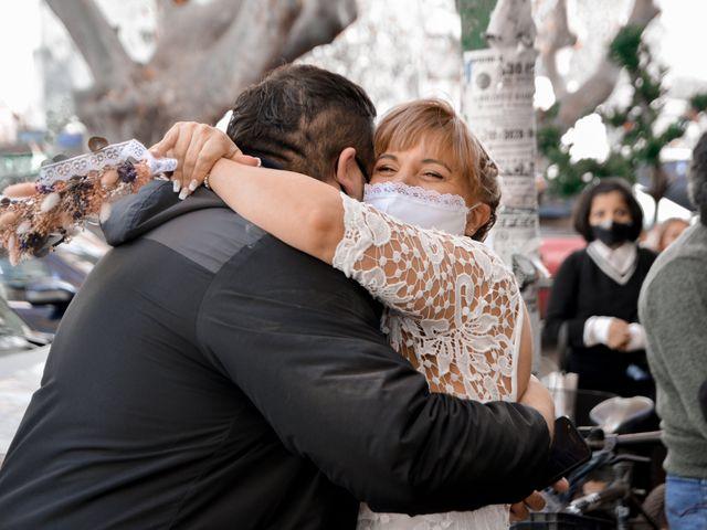 El casamiento de Cecilia y Alejandro en San Telmo, Capital Federal 1