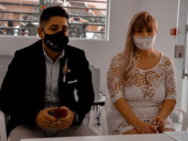 El casamiento de Cecilia y Alejandro en San Telmo, Capital Federal 3