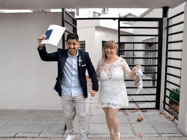 El casamiento de Cecilia y Alejandro en San Telmo, Capital Federal 8