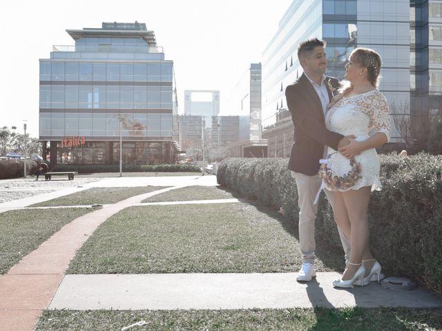El casamiento de Cecilia y Alejandro en San Telmo, Capital Federal 12