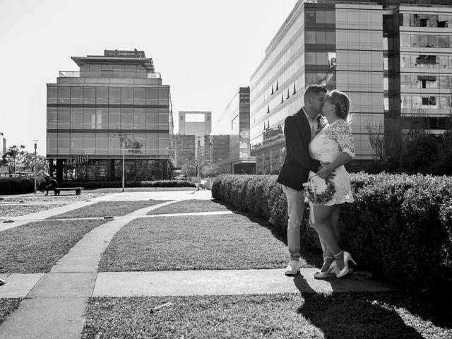 El casamiento de Cecilia y Alejandro en San Telmo, Capital Federal 13