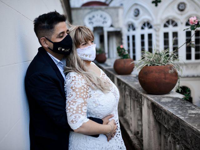 El casamiento de Cecilia y Alejandro en San Telmo, Capital Federal 29