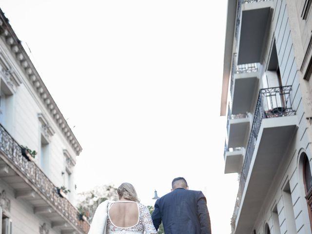 El casamiento de Cecilia y Alejandro en San Telmo, Capital Federal 31