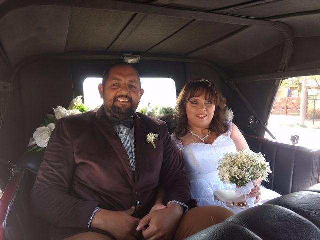 El casamiento de María Eugenia  y Nicolás