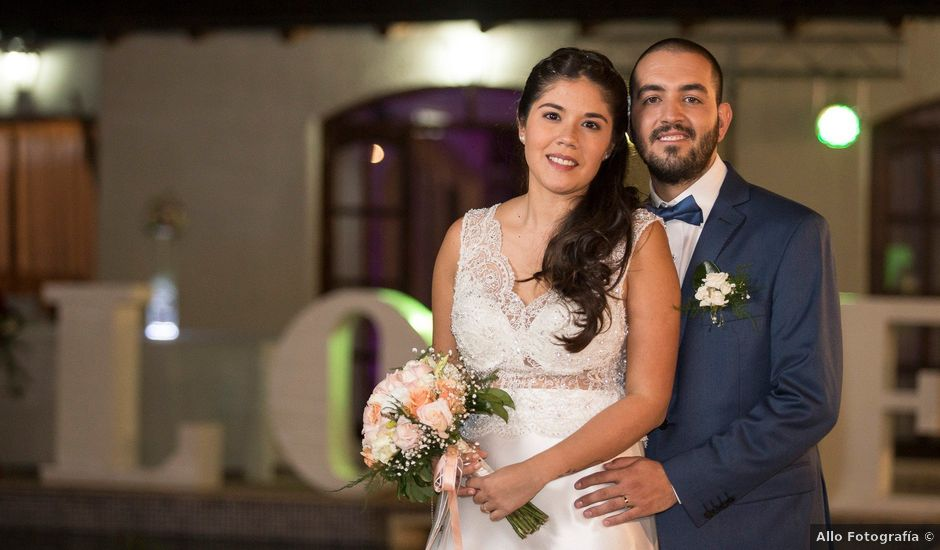 El casamiento de Lucas y Julieta en Jesús Nazareno, Mendoza