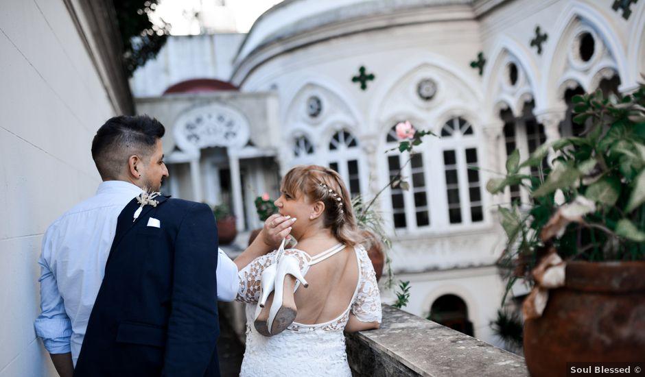 El casamiento de Cecilia y Alejandro en San Telmo, Capital Federal