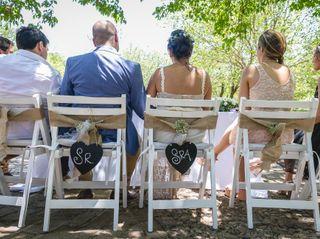 El casamiento de Ángeles y Germán 3