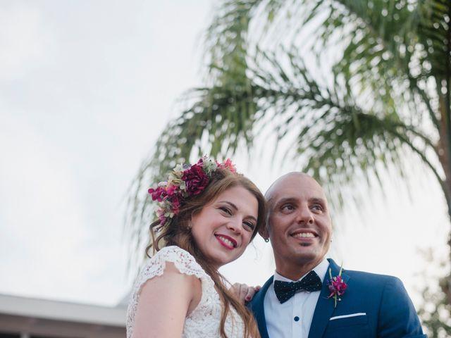 El casamiento de Soledad y Sergio