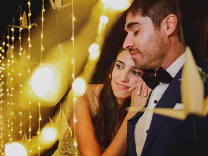El casamiento de Ayelen y Paul