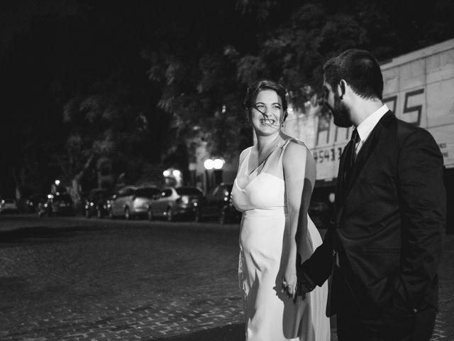 El casamiento de Sofia y Matias