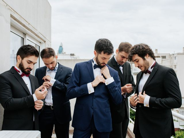 El casamiento de Pato y Joe en Martínez, Buenos Aires 2