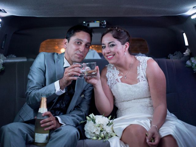 El casamiento de Tania y Gustavo