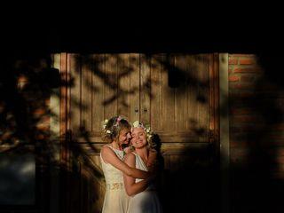 El casamiento de Silvina y Victoria