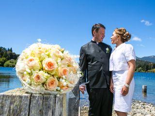 El casamiento de Yngrit y Walter
