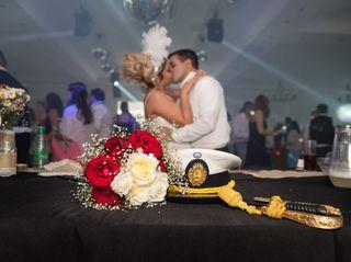 El casamiento de Ximena y Emiliano