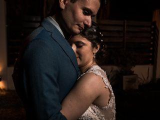 El casamiento de Rocío y Esteban