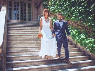 El casamiento de Milagros y Emanuel