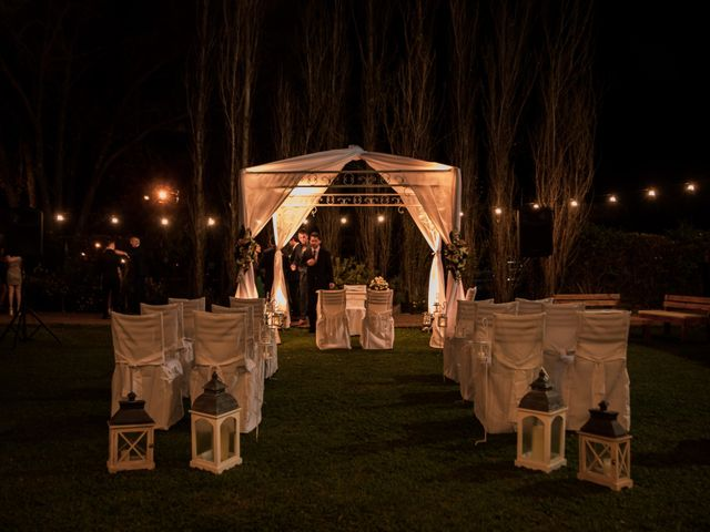 El casamiento de Esteban y Rocío en Rosario, Santa Fe 18