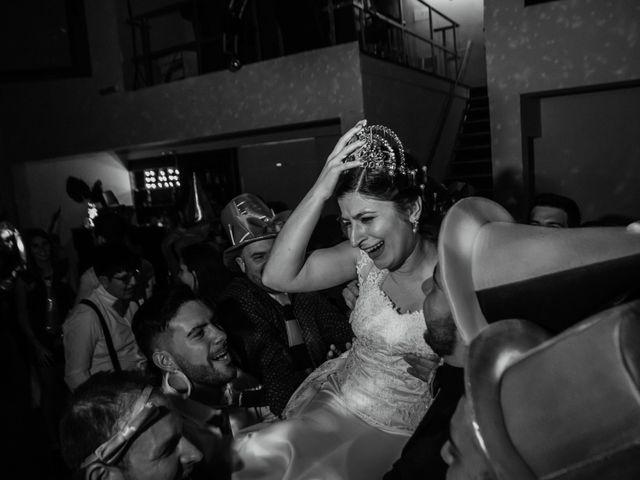 El casamiento de Esteban y Rocío en Rosario, Santa Fe 32