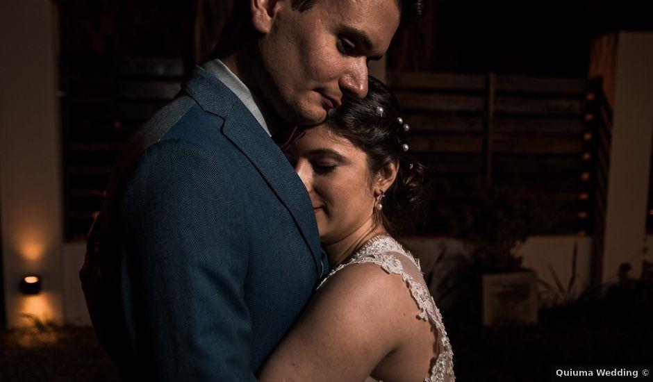 El casamiento de Esteban y Rocío en Rosario, Santa Fe