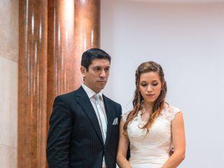 El casamiento de Martu y Santi 1