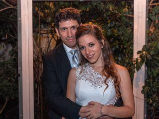 El casamiento de Martu y Santi