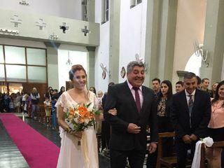 El casamiento de Jesica y Osmar 1