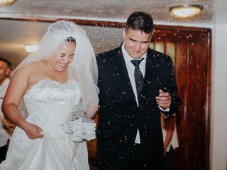 El casamiento de Jhoana y Ariel