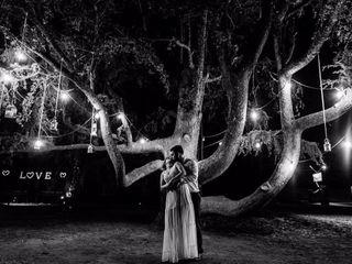 El casamiento de Antonella y Matias