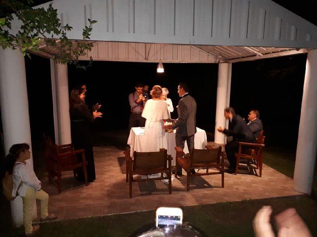 El casamiento de Jesica y Osmar