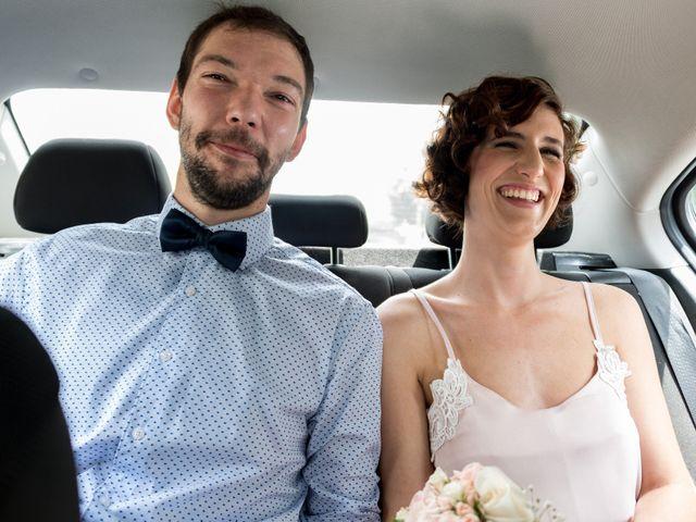 El casamiento de Mery y Pablo