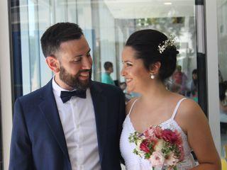 El casamiento de Débora  y Sergio 1