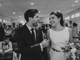 El casamiento de Sofía y Federico