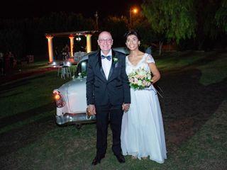 El casamiento de María Isabel y Alberto