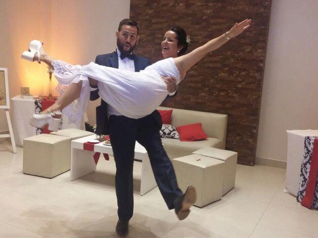 El casamiento de Débora  y Sergio