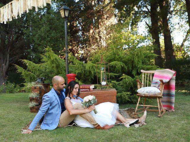 El casamiento de Erica y Dario