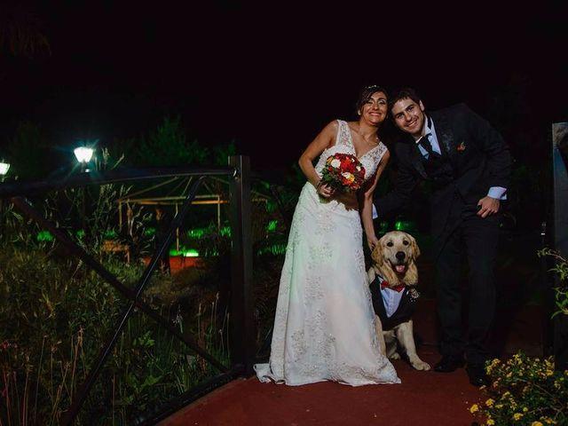 El casamiento de Evangelina y Mauro