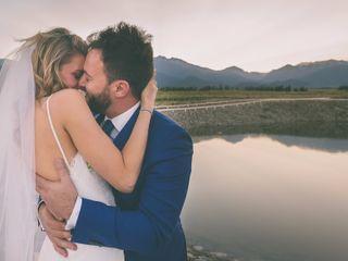 El casamiento de Roxana y Pablo