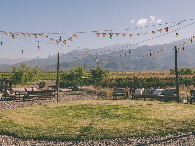 El casamiento de Pablo y Roxana en Tunuyán, Mendoza 4