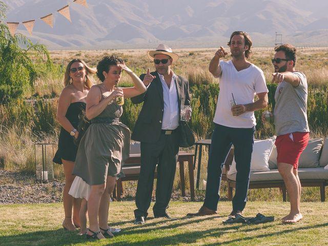 El casamiento de Pablo y Roxana en Tunuyán, Mendoza 17