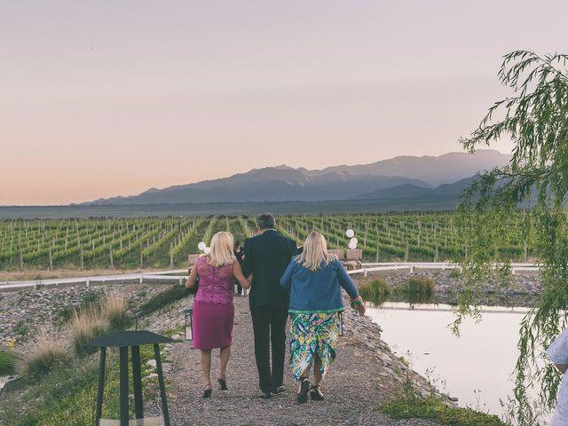 El casamiento de Pablo y Roxana en Tunuyán, Mendoza 39