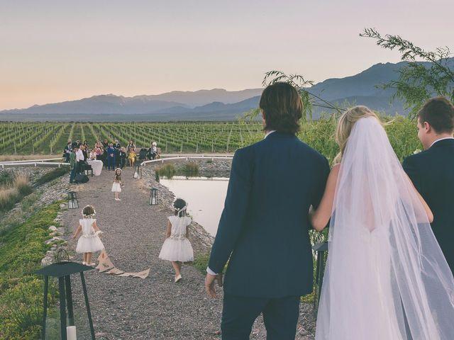 El casamiento de Pablo y Roxana en Tunuyán, Mendoza 41