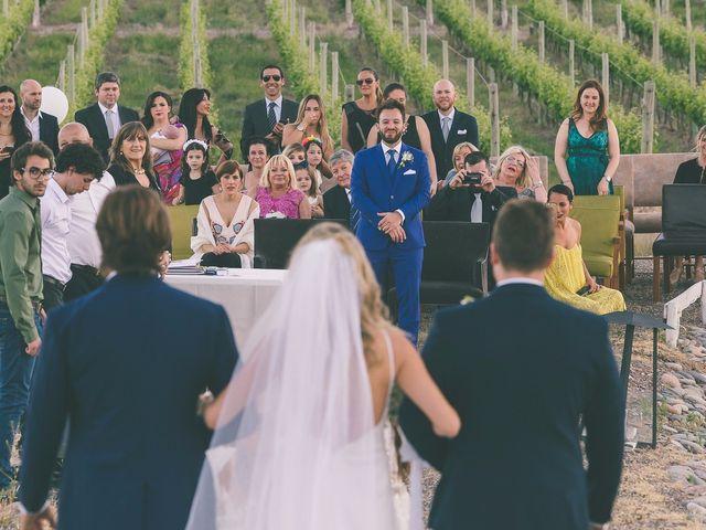 El casamiento de Pablo y Roxana en Tunuyán, Mendoza 42