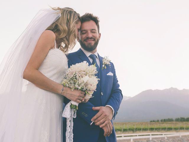 El casamiento de Pablo y Roxana en Tunuyán, Mendoza 43