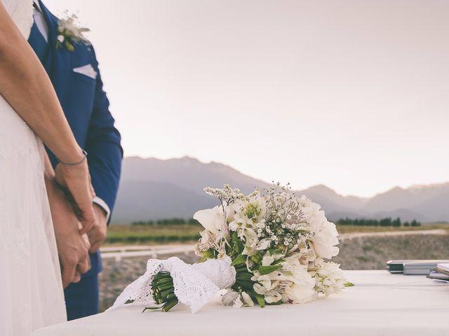 El casamiento de Pablo y Roxana en Tunuyán, Mendoza 48
