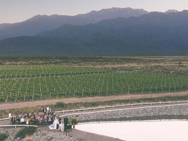El casamiento de Pablo y Roxana en Tunuyán, Mendoza 49
