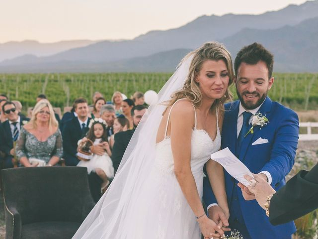 El casamiento de Pablo y Roxana en Tunuyán, Mendoza 50