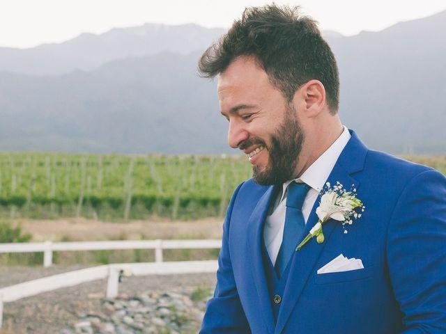 El casamiento de Pablo y Roxana en Tunuyán, Mendoza 53