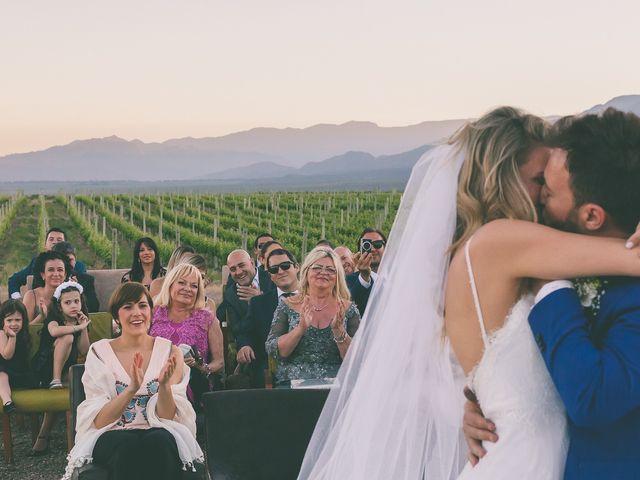 El casamiento de Pablo y Roxana en Tunuyán, Mendoza 57