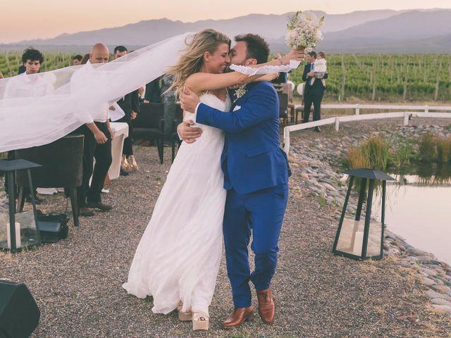 El casamiento de Pablo y Roxana en Tunuyán, Mendoza 58